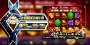Agen Slot Indonesia Joker Gaming Termurah