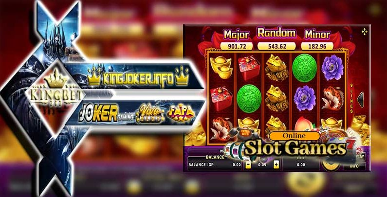 Agen Slot Indonesia Joker Gaming Termurah