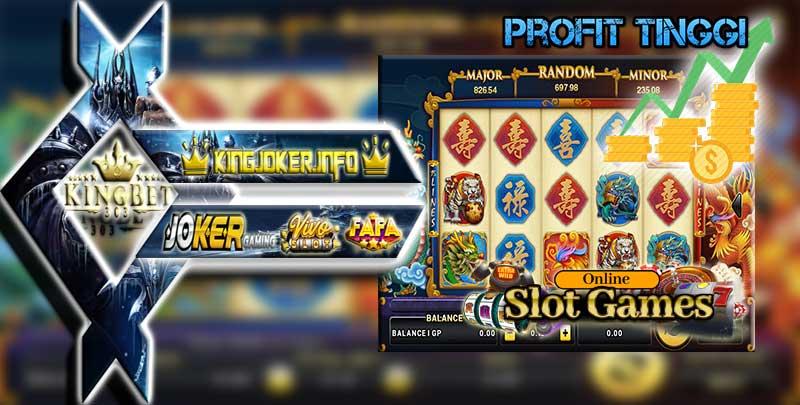 Agen Slot Joker123 Bukan Hanya Profit Semata