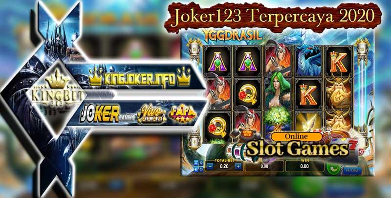 Agen Slot Online Joker123 Terpercaya 2020