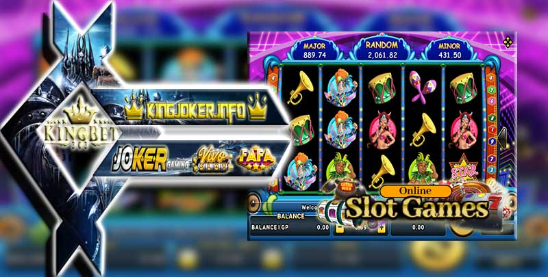 Joker Gaming Agen Slot Online Terpercaya